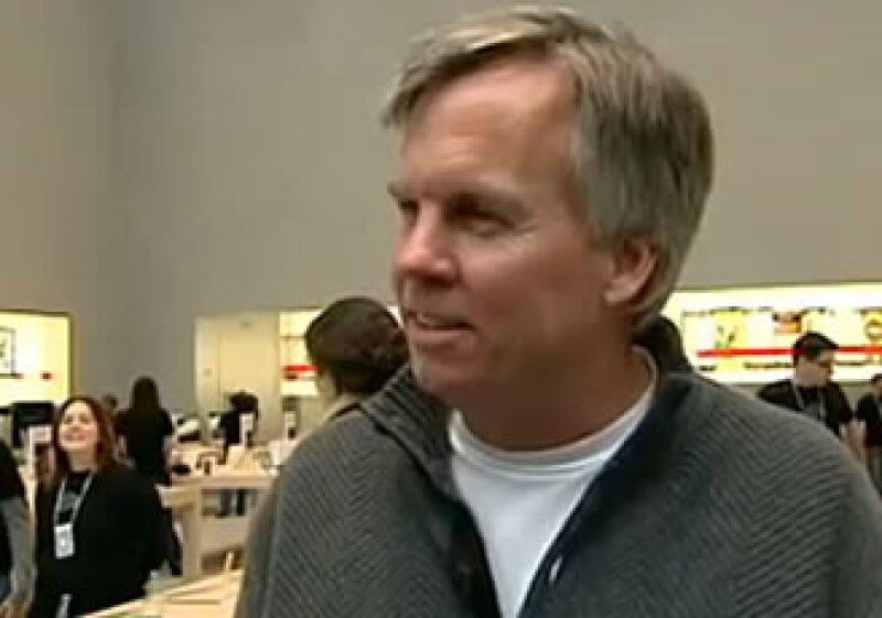 Johnson ya ha hecho este movimiento tres veces durante su cargo en Apple. (Foto: Reuters)