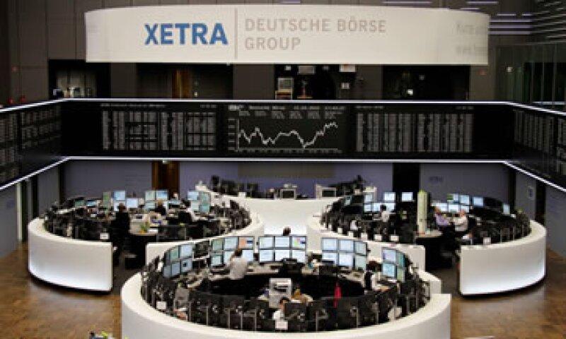 El índice STOXX Europe 600 del sector de insumos básicos subió 3.1% en las Bolsas europeas. (Foto: Reuters)