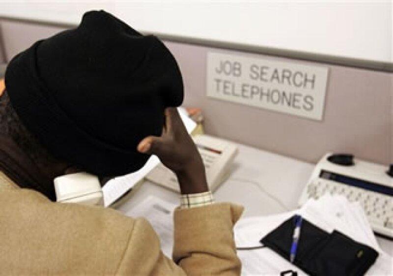 En el periodo anterior, las solicitudes por desempleo mostraron un alza de 47,000. (Foto: AP)