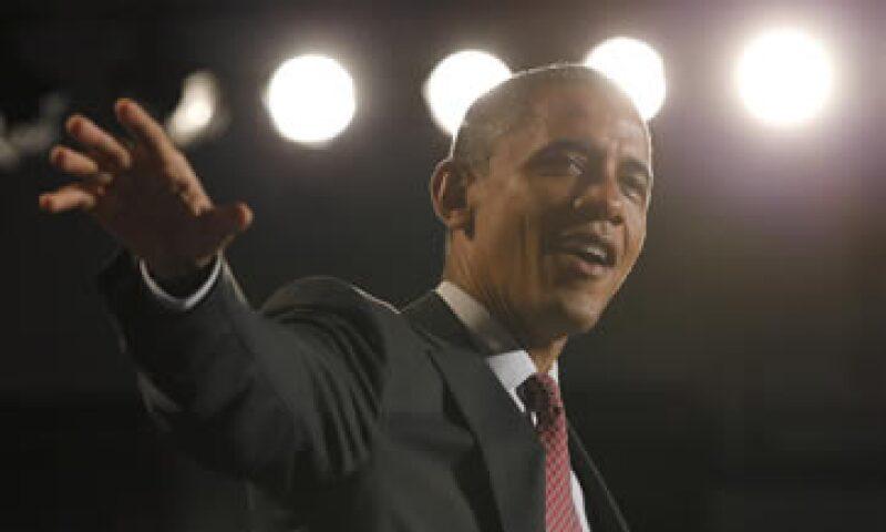 A un año de las elecciones de 2012, Obama busca frenar las críticas de los aspirantes presidenciales republicanos, que intentan evitar su reelección. (Foto: Reuters)