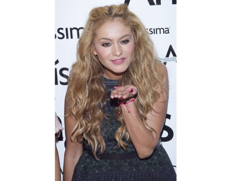 La cantante dijo que su hijo Andrea es su prioridad.