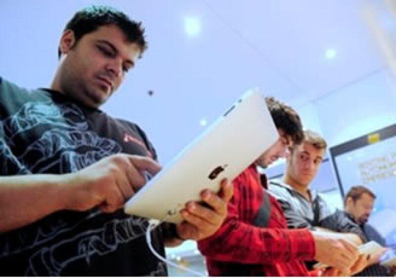 Recientemente, la iPad tuvo problemas de seguridad que involucraron a directivos de varias compañías. (Foto: Reuters)