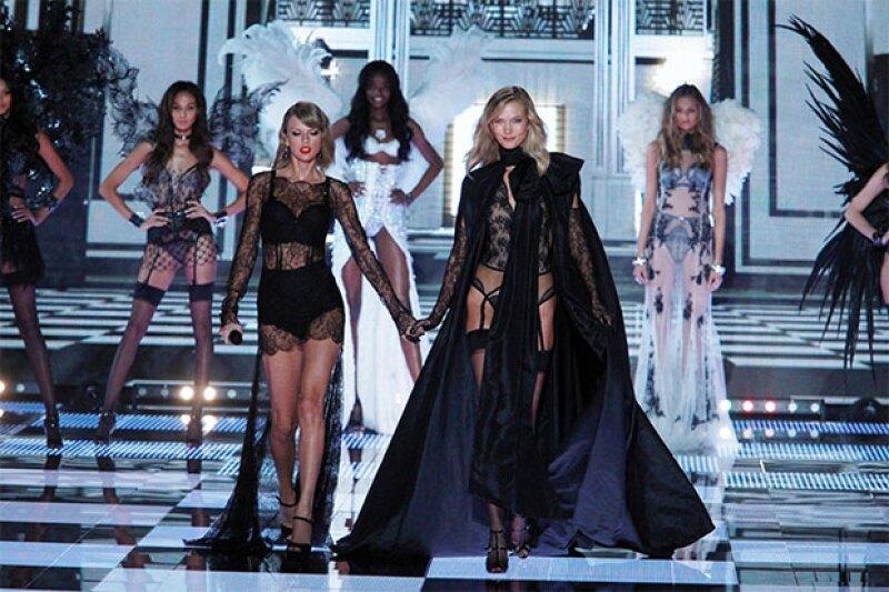 La supermodelo quiere que su amiga se convierta en ángel.