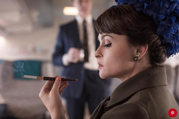 Helena Bonham Carter como la Princesa Margarita