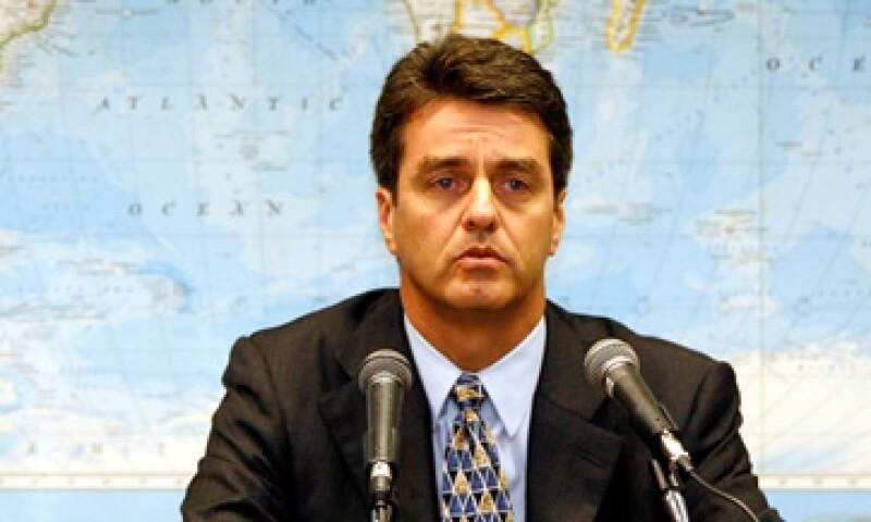 El brasileño Roberto Azevêdo pide destrabar las negociaciones de la Ronda de Doha. (Foto: AP)