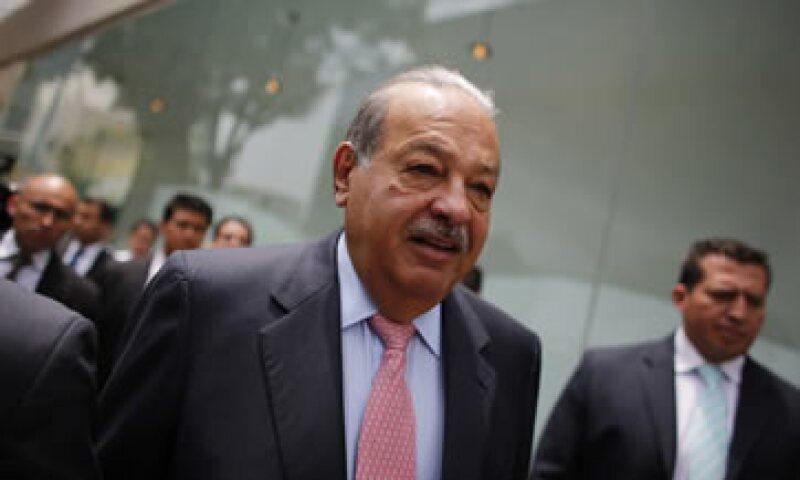 AMóvil, de Carlos Slim, busca más presencia en Europa. (Foto: Reuters)
