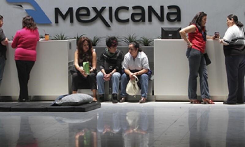 Los acreedores señalaron que el fideicomiso distribuirá los recursos en efectivo a los trabajadores y jubilados de Mexicana. (Foto: Cuartoscuro)