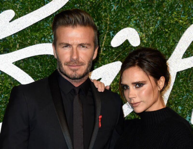 David y Victoria Beckham demuestran que los une su amor por su familia.