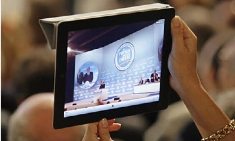 Select destacó que el precio promedio de una 'tablet' ronda los 630 dólares, similar a una notebook. (Foto: Reuters)