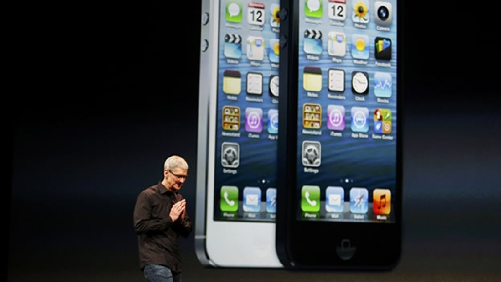presentacion iphone tim cook