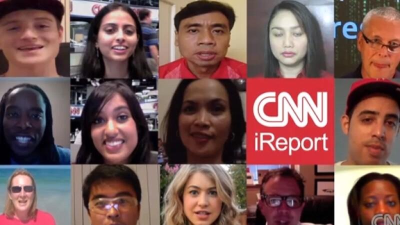 CNN ireport internet