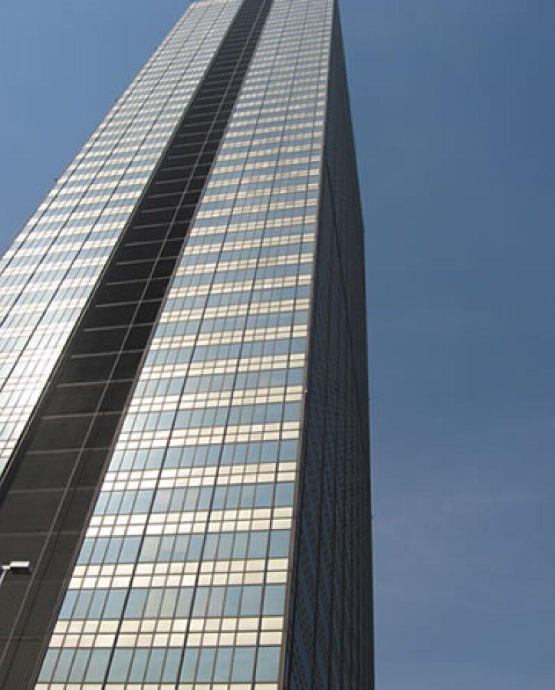 La torre corporativa de Pemex fue edificada en 1984. (Foto: Geraldine Valladolid)