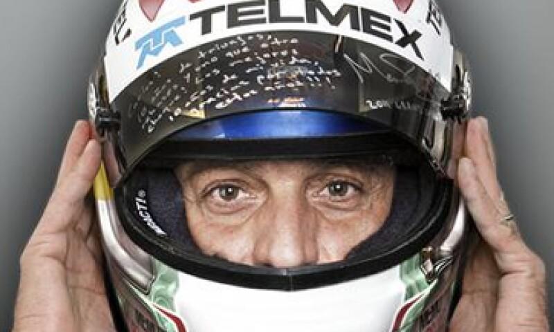 """Con su liderazgo, Slim Domit """"llevó al siguiente nivel la idea de fundar lo que hoy conocemos como la Escudería Telmex"""", escribe Adrián Fernández, expiloto de carreras. (Foto: Duilio Rodríguez)"""