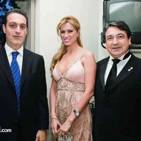 Carlos Slim Domit y María Elena Torruco tuvieron un noviazgo de más de 10 años.