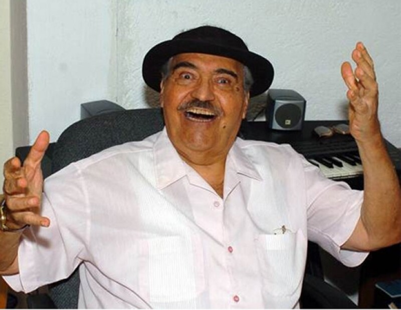 Gaspar Henaine Capulina falleció la tarde de ayer a causa de una neumonía.