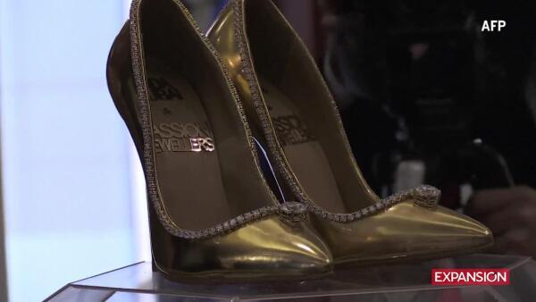 ¿Pagar 17 millones de dólares por unos zapatos? En Dubái podría ser realidad