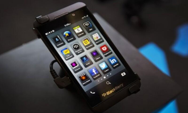 BlackBerry se enfrenta a Apple y Samung que este año dominaron el 52% de las ventas de martphones a nivel mundial. (Foto: Reuters)