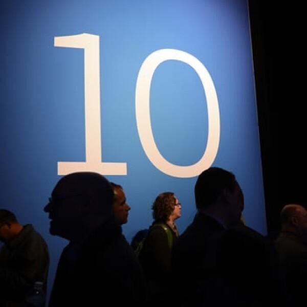 Lanzamiento de Blackberry 10