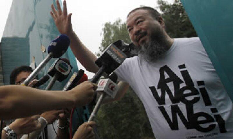 Ai afirmó que no recibirá el dinero de sus partidarios como donaciones sino como préstamos que devolverá. (Foto: AP)