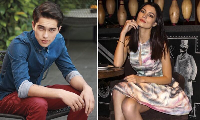 La actriz brasileña declaró que ha vuelto a tener contacto con el hijo de Bárbara Mori y que han decidido vivir juntos por el bien de la bebé que esperan.