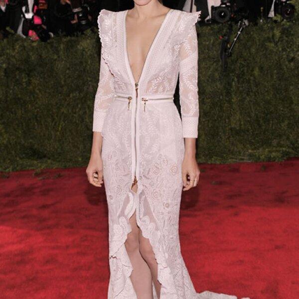 Por su delgadez, Rooney Mara, actriz de `Her´y `The Girl with the Dragon Tattoo´  parecería muy alta, pero mide 1.60 mts.