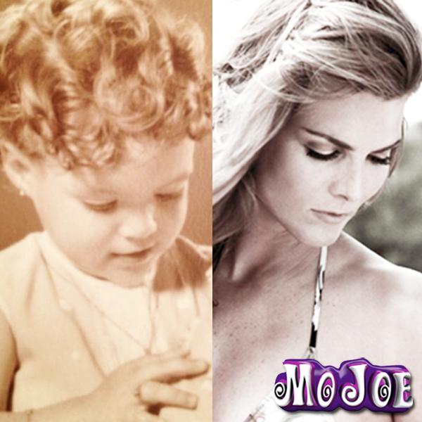 La producción del programa Mojoe compartió este comparativo de Montserrat Oliver cuando era un bebé y en la actualidad.