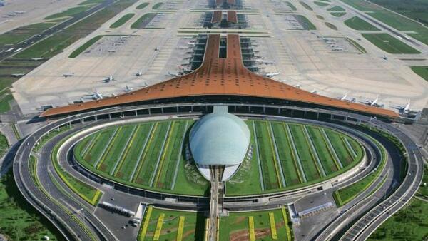 Aeropuerto Beijing, Norman Foster