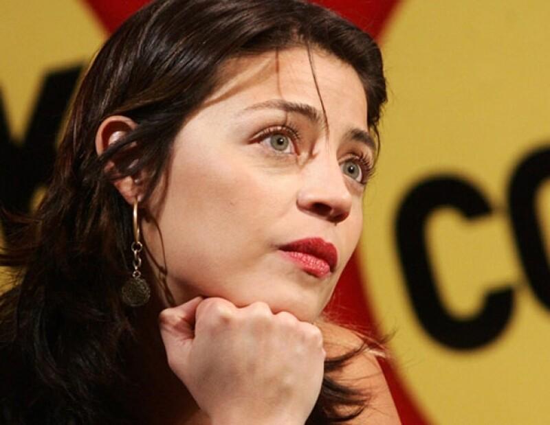 """Ilse Salas estrenará la película """"Restos"""", en la que interpreta a una drogadicta."""