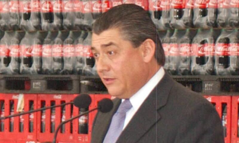 José Antonio Fernández Carbajal enfatizó que hoy se necesita el apoyo comprometido de la sociedad por la educación.(Foto: Cuartoscuro)