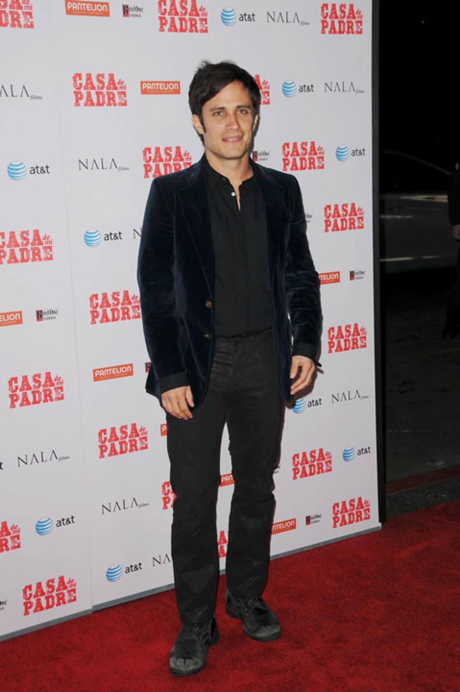 Gael García actualmente destaca por su labor como cineasta y por su esfuerzo por hacer difusión de las producciones nacionales a nivel internacional.