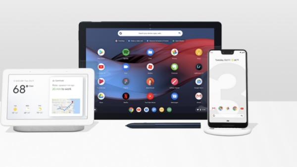 Google Pixel 3, Slate y Home Hub