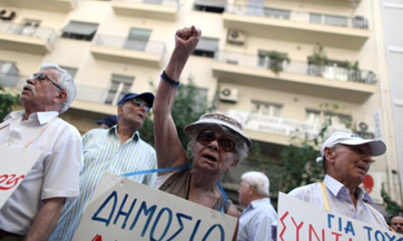 Se prevé que Grecia detalle en los próximos días medidas por 11,700 mde para periodo 2013-2014.  (Foto: AP)