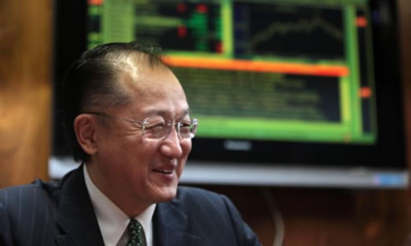 Kim es un coreano-estadounidense experto en salud pública y presidente del Dartmouth College. (Foto: AP)
