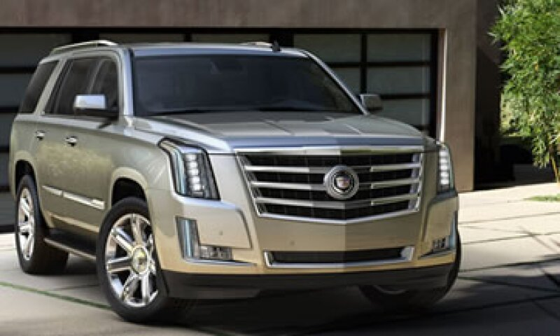 GM busca vender 100,000 unidades de Cadillac para el 2015 en China. (Foto: Facebook.com/generalmotors)