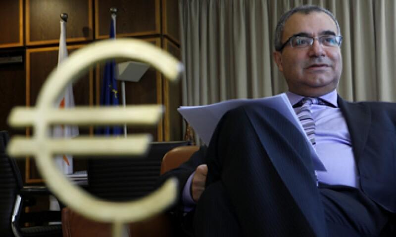 Demetriades, de 54 años de edad, asumió el cargo el 3 de mayo de 2012. (Foto: AP)