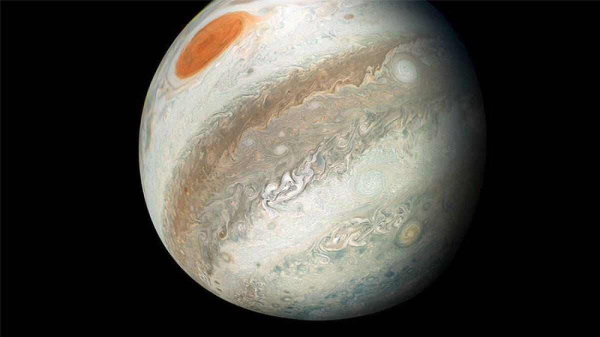 NASA comparte imágenes de un