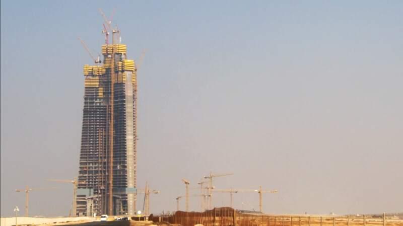 Jeddah Tower
