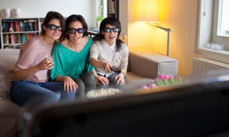 El formato 3D de Stream TV Networks se puede ver sin la necesidad de utilizar lentes especiales. (Foto: Getty Images)