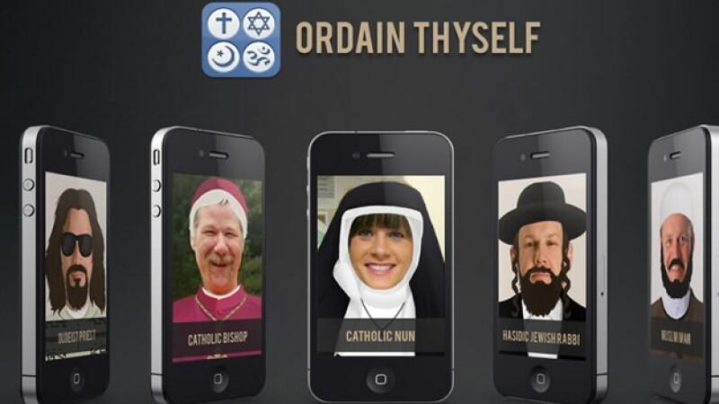 ordenese a si mismo aplicacion orden religioso iphone