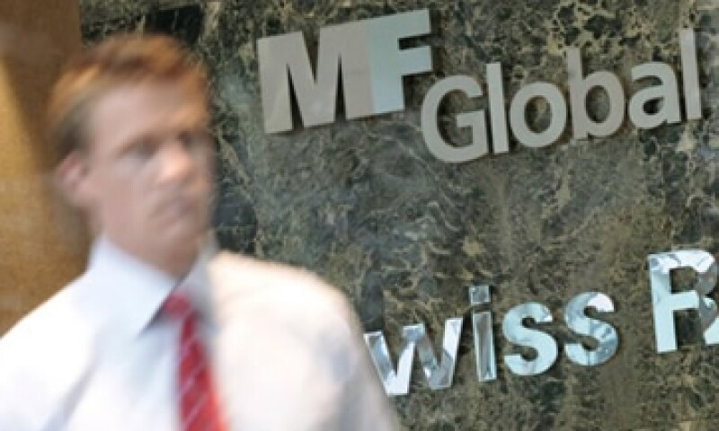El intermediario financiero MF Global Holdings no pudo vender parte de sus activos y evitar la quiebra. (Foto: Reuters)