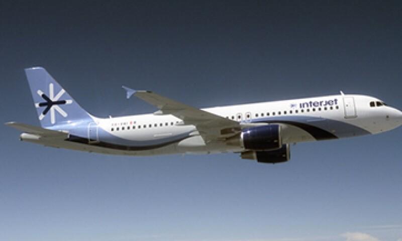 Interjet pretende abrir otras rutas aéreas a Bogotá y Estados Unidos. (Foto: AP)