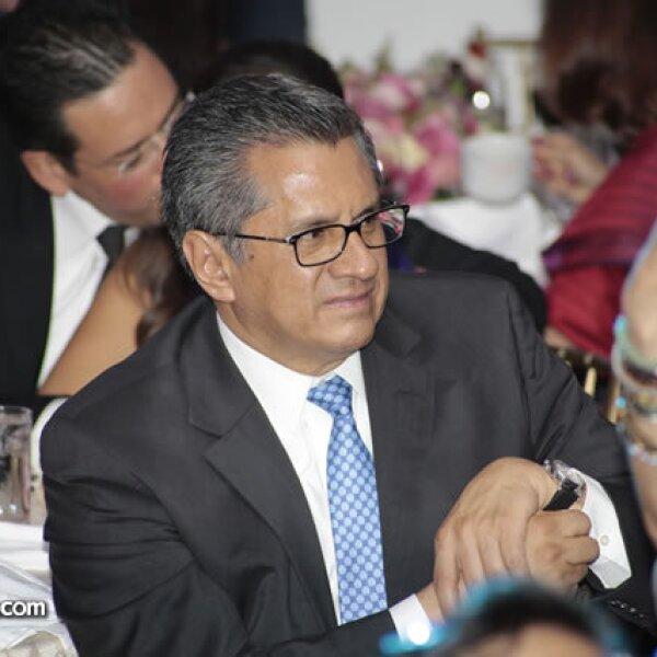 Joel Ortega, director general del Sistema de Transporte Colectivo (Metro).