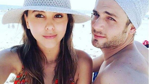 La actriz confesó que le encanta que su novio tenga valores y sea comprometido en su trabajo.