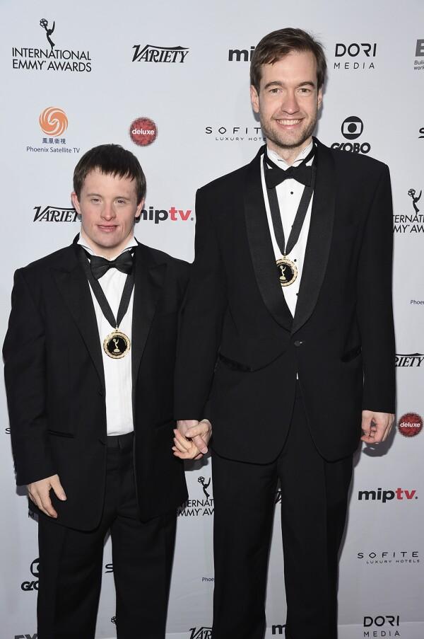 Tommy y Will Jessop