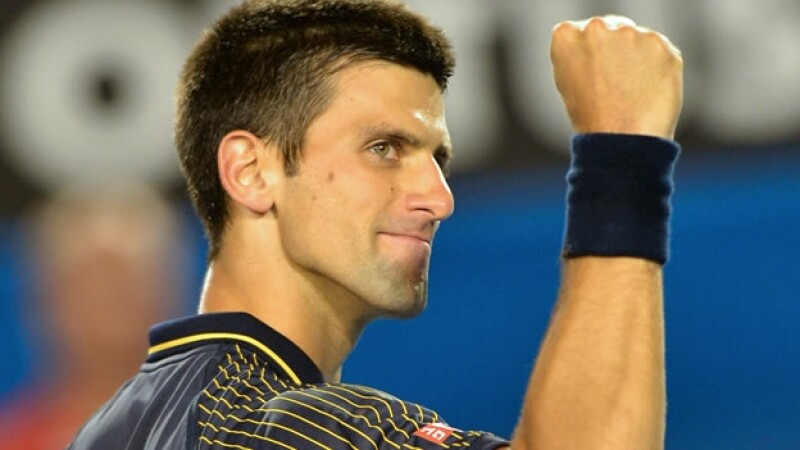 Novak Djokovic gana en Australia