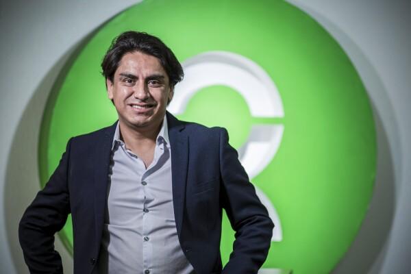 Ricardo Fuentes Oxfam