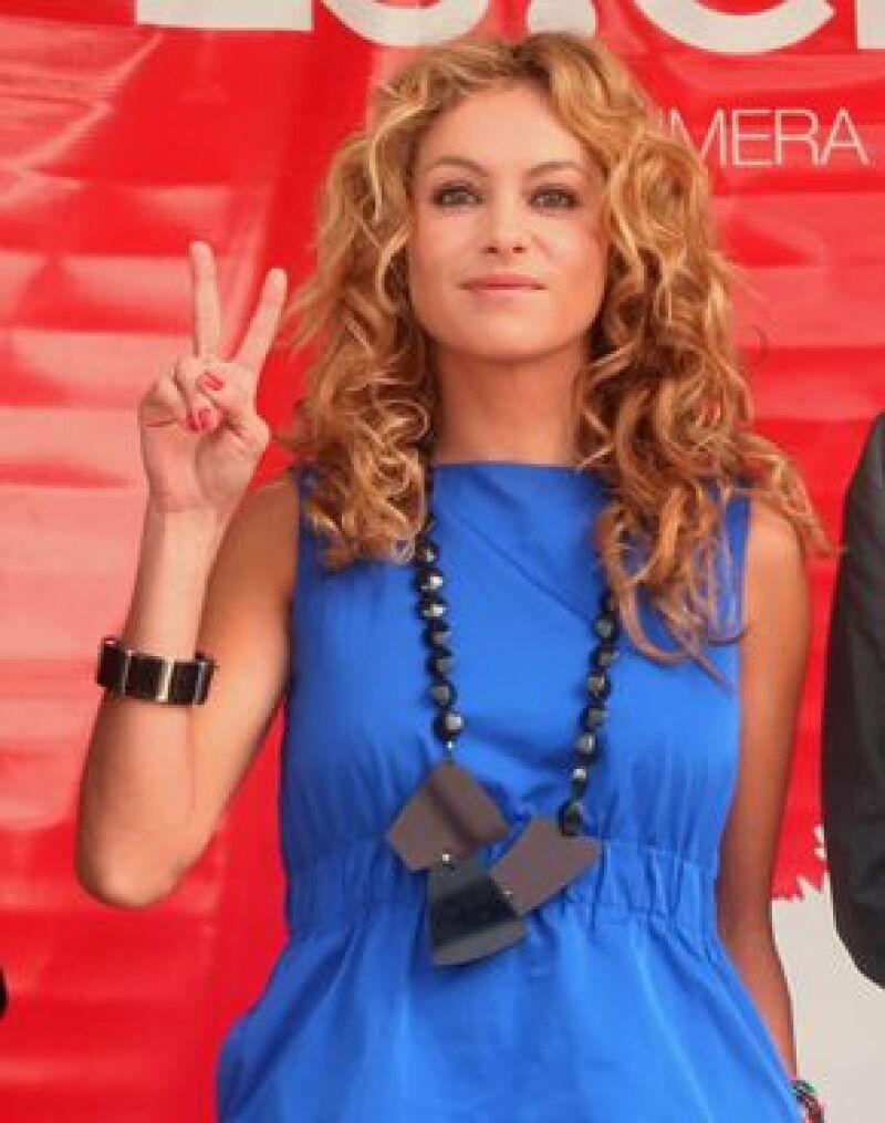 La cantante mexicana fue demandada por una fotógrafa que la demandó por agredirla en 2006, con este acuerdo `Pau´evitará irse a juicio.