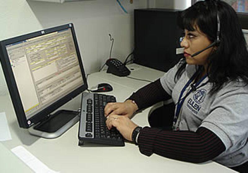 Los operadores del servicio están disponibles las 24 horas del día, los 365 días del año. (Foto: Cortesía Grupo Eulen)