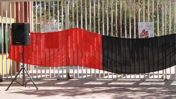 Bandera de huelga
