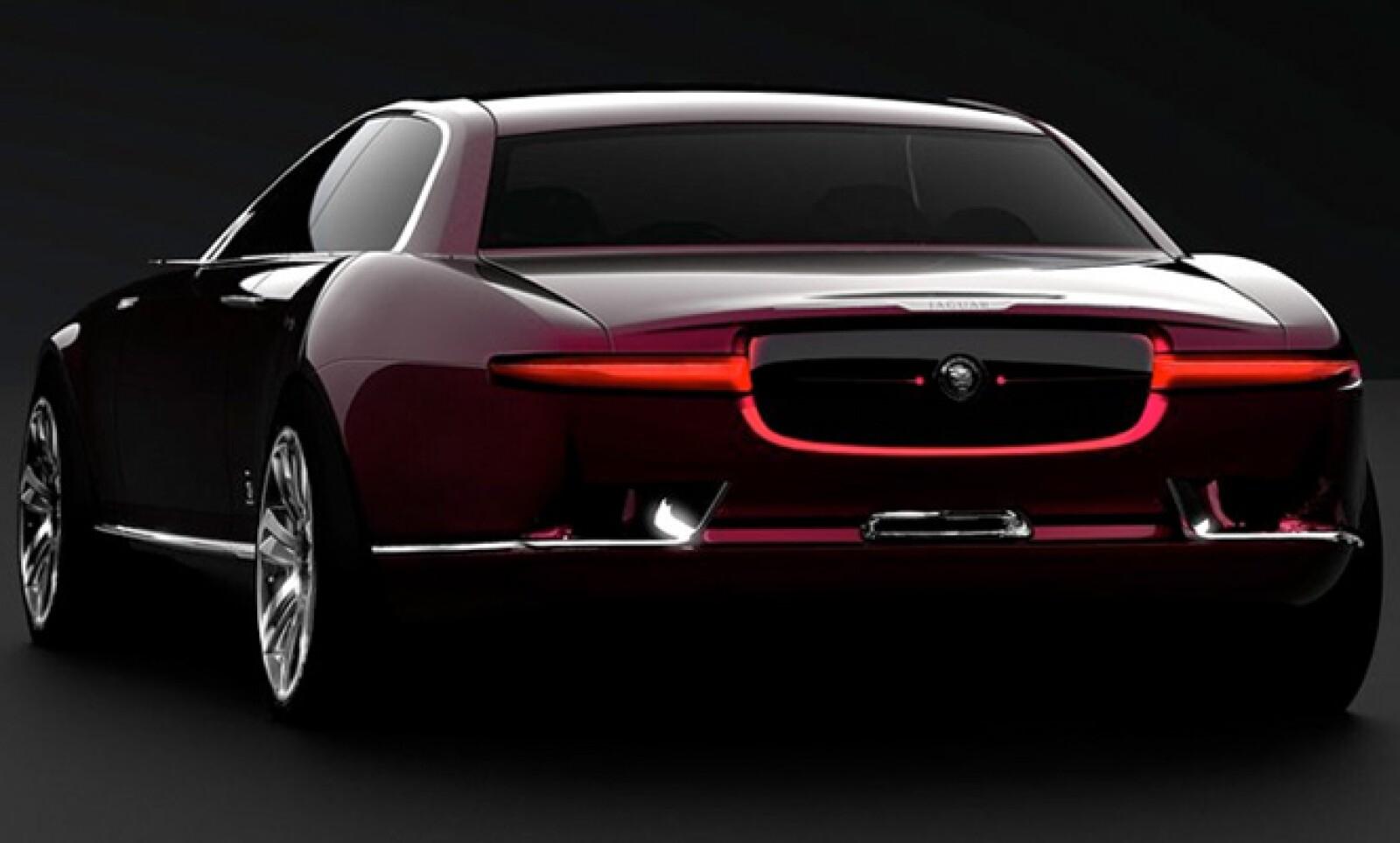Un primer vistazo a una edición especial que planea Jaguar, para festejar el aniversario 100 de la marca Bertone.